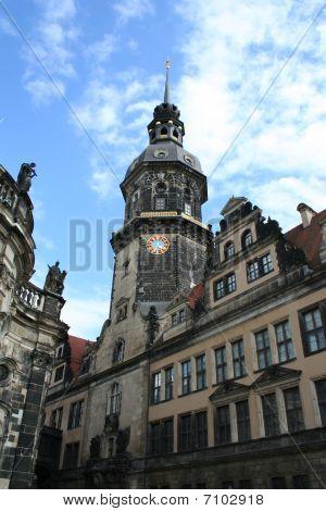 Dresdner Residenzschloss