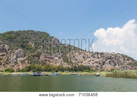 Boat Tours In Dalyan