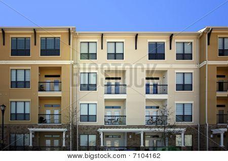 Luxury apartments (condo)