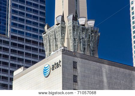 At&t Tower Los Angeles
