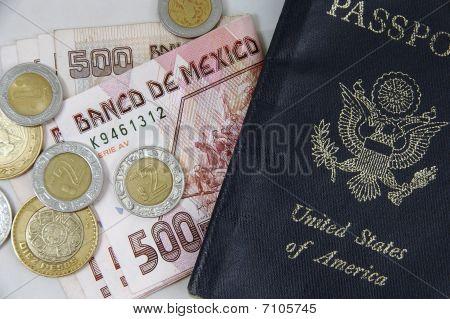 Passport And Pesos