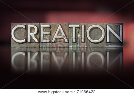 Creation Letterpress
