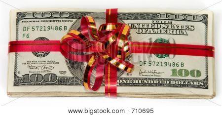 STACK OF MONEY