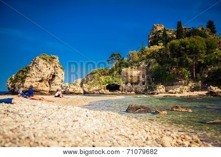 At The Beach Isola Bella