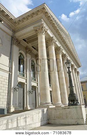 National Theater In Munich