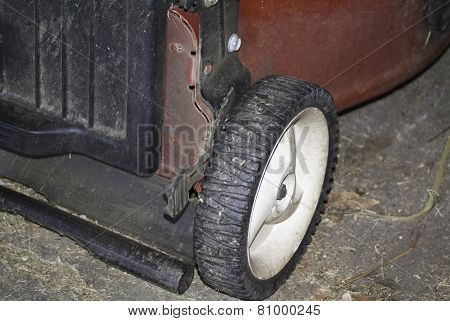 Mower Wheel