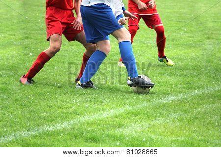 Football Or Soccer