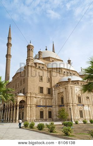 Mosque In Egypt