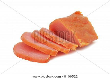 Smoked Meat, Isolated