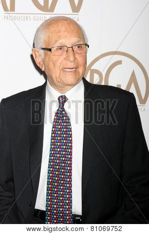 LOS ANGELES - JAN 24:  Norman Lear at the Producers Guild of America Awards 2015 at a Century Plaza Hotel on January 24, 2015 in Century City, CA