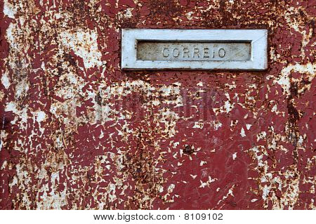 Mail Box Slot