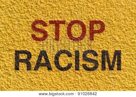 Stop Racism