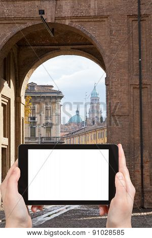 Tourist Photographs Of Parma City, Italy