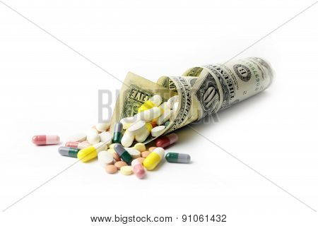 dollars and medicines