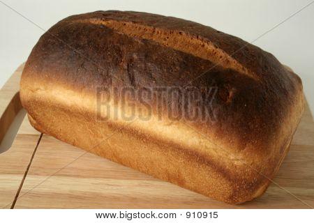 Cinnamon Bread, Baked Loaf