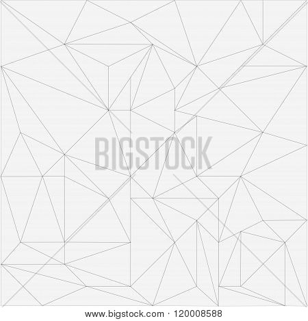 Polygonal Background Texture