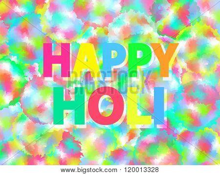 Holi Indian Festive Happy Holi Spring Holiday Color 3