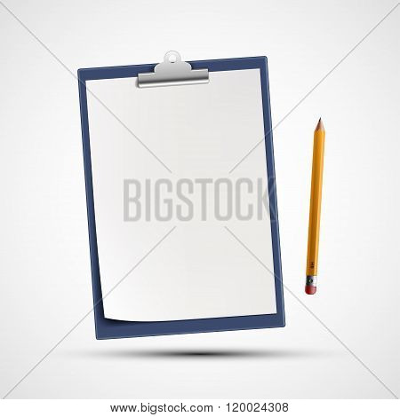 Icon Vector Clipboard