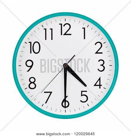 Half Past Four O'clock