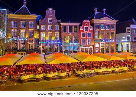 Cafes Grote Markt
