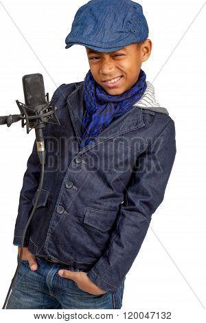 Mulatto boy