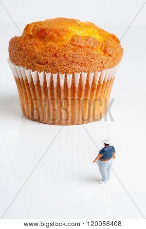 Supersize Muffin