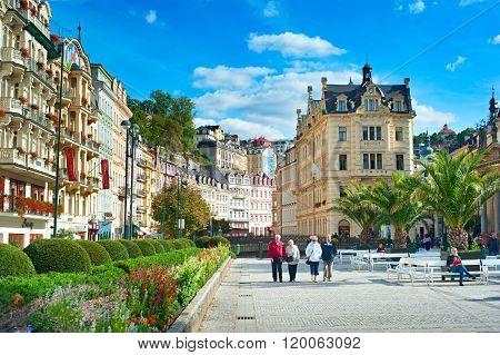 Karlovy Vary Hot Springs Resort