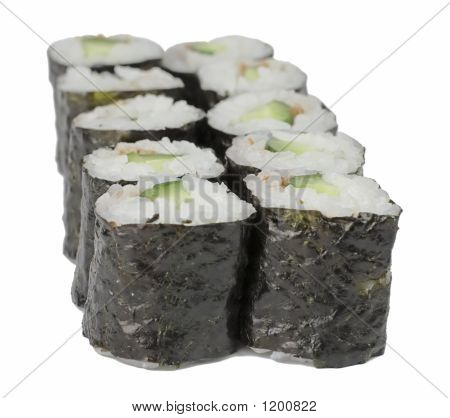 Cucumbers Rolls