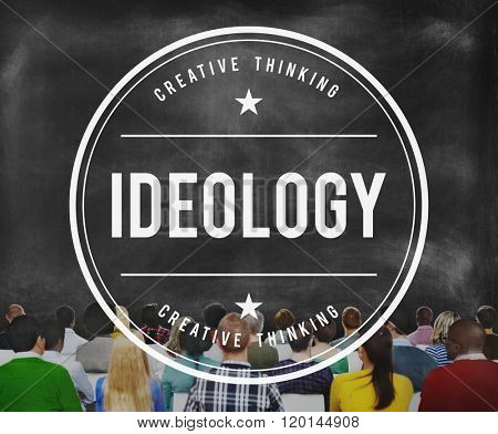 Ideology Ideas Philosophy Teaching Theory Concept