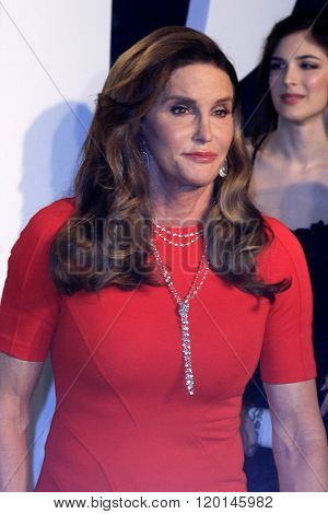LOS ANGELES - FEB 28:  Caitlyn Jenner at the 2016 Vanity Fair Oscar Party at the Wallis Annenberg Center for the Performing Arts on February 28, 2016 in Beverly Hills, CA