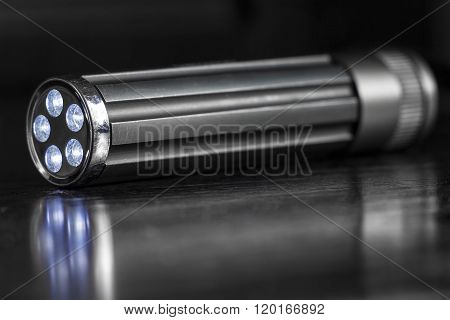 Handheld Led Flashlight