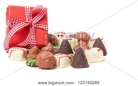 Chocolates, Confection, Gift