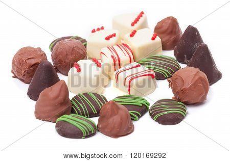 Chocolates Assortment, Confection