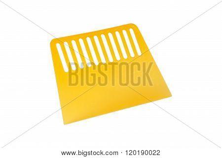 Plastic Spatula.