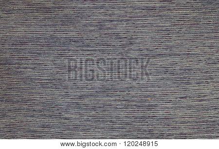 Closeup Gray Fabric Texture Background