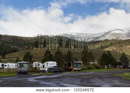 Rv-ing in the winter