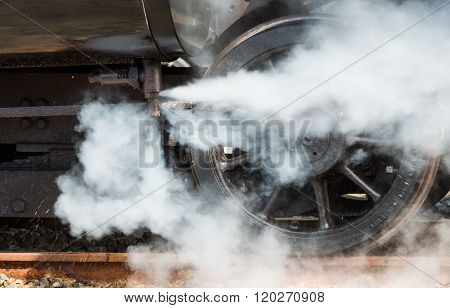 Letting Of Steam