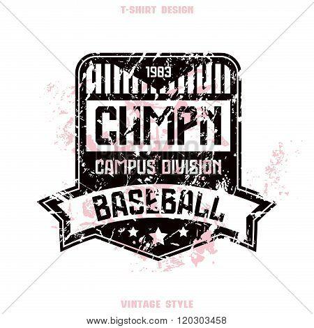 Baseball Team Badge