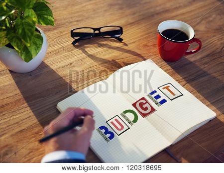 Budget Savings Banking Money Finance Concept