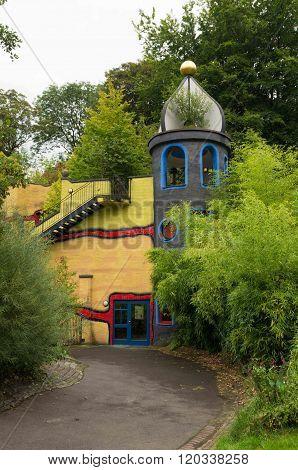 Ronald Mcdonald House In Essen, Germany