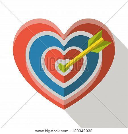 Heart target. Hearts target. Heart target icon. Heart target icons. Heart target vector. Heart target isolated. Heart target flat. Heart target health. Heart target attack. Heart target shape. Heart.