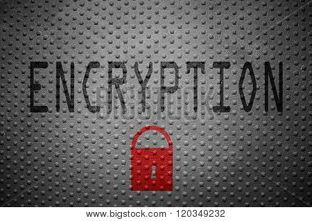 Data Encryption Lock