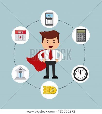 tax time design