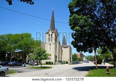 Plainfield United Methodist Church