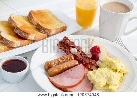 Big Hearty Breakfast