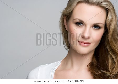 Beautiful Young Woman