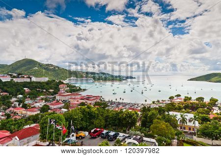 Charlotte Amalie, St. Thomas, U.S.V.I.