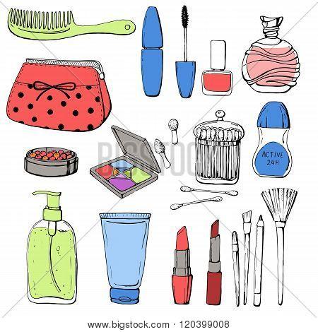 Skin care. Accessories for skin