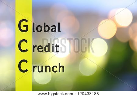 Global Credit Crunch