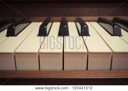 Piano Keys Musical